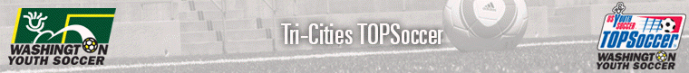TOPSoccer TriCities banner